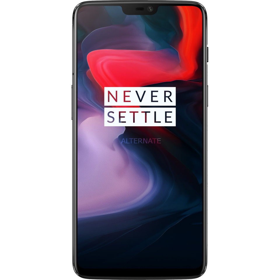 OnePlus 6 PNG Image.
