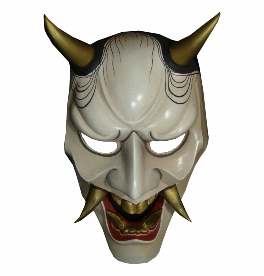Oni Mask Png Picture.