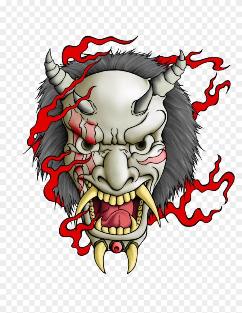 Blog Of Will Owen Female Oni Demon Transparent Png.
