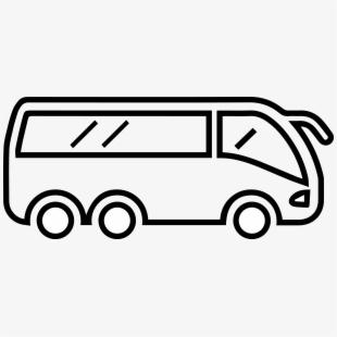 Coach Clipart Express Bus.