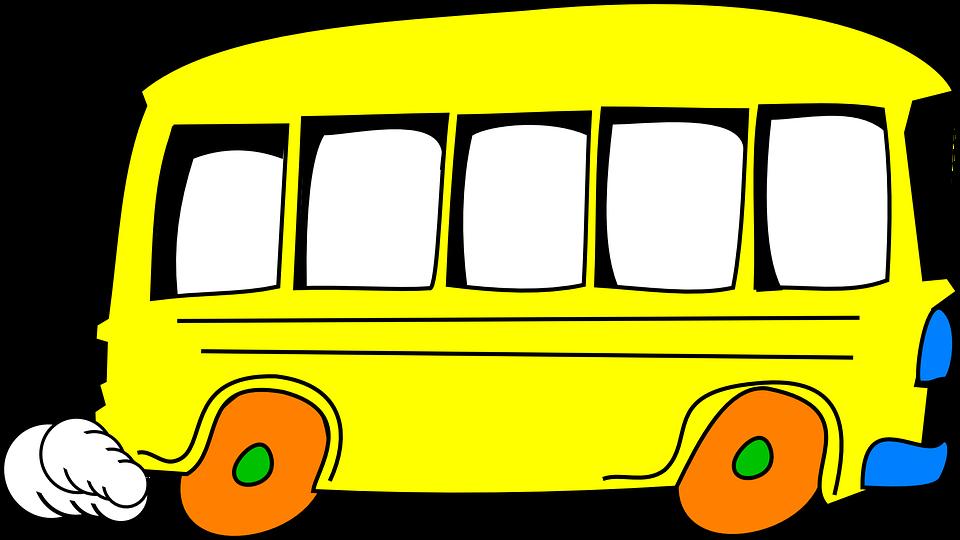 Bus Clipart Bus Trip.