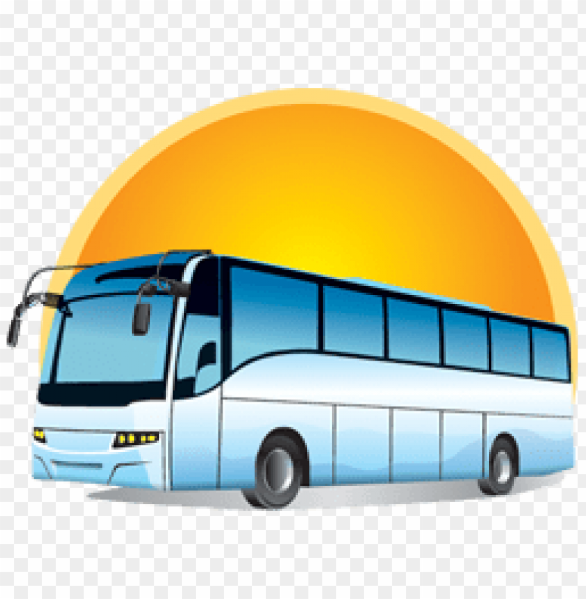 onibus em PNG image with transparent background.
