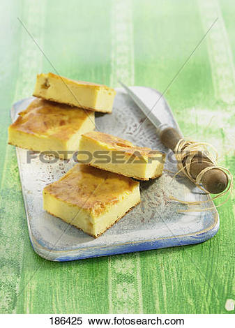 Stock Image of Corn flour,onion and cheese paraguayan cake 186425.