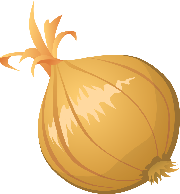 Onion Clipart Free.