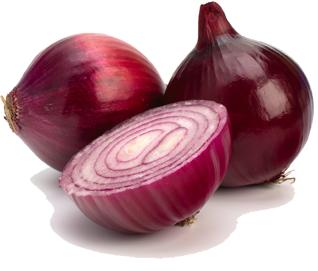 Red Onion Clipart.