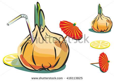 Onion Tubes Stock Photos, Royalty.
