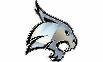 Texas State Bobcats Logo ONL Sd20970 Premium Chrome Metal Auto Emblem  University for sale online.