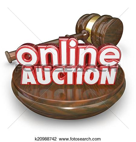 Auction Illustrations and Clip Art. 3,097 auction royalty free.