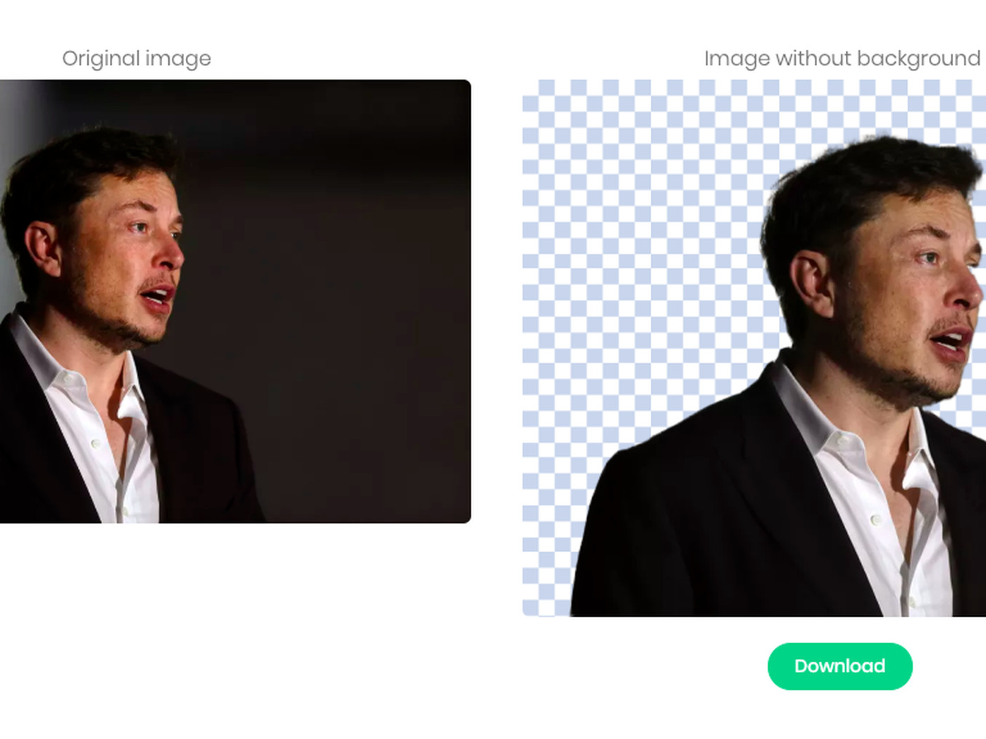 This free online tool uses AI to quickly remove the.