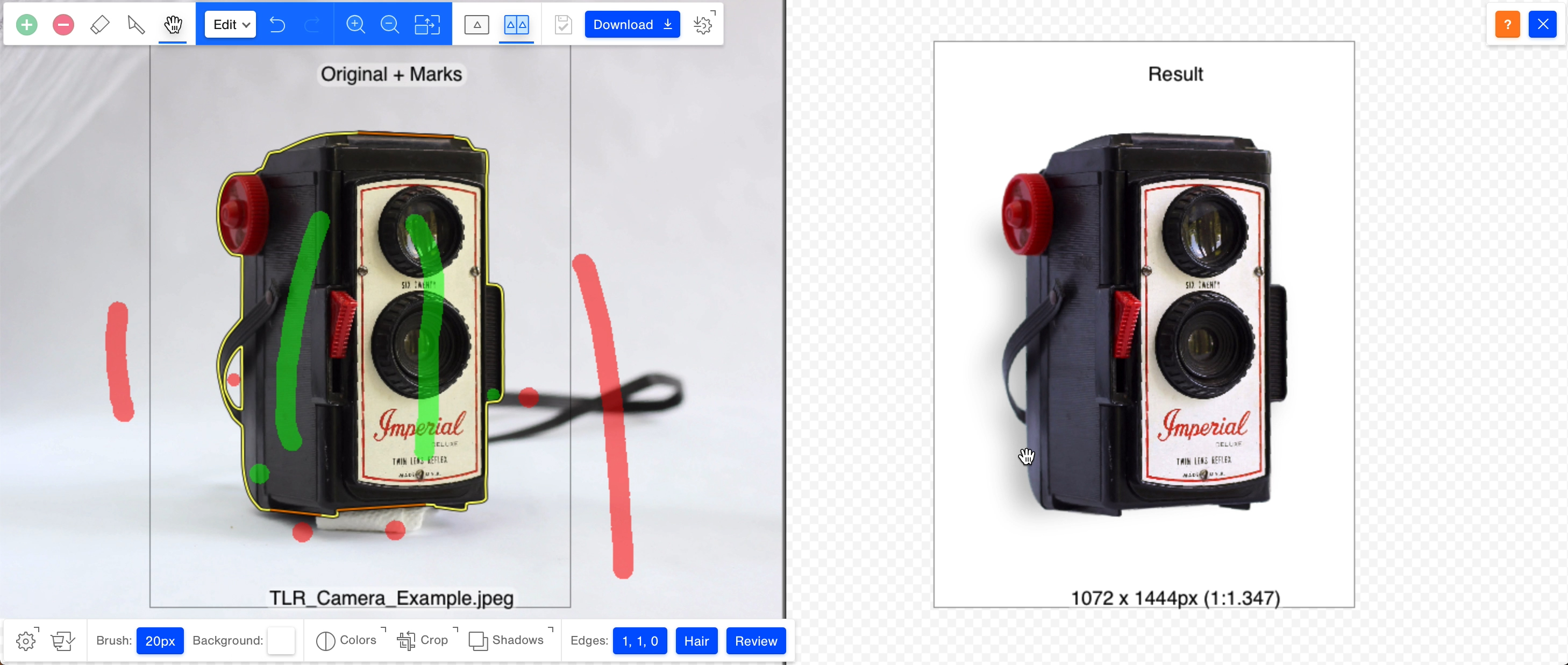 Clipping Magic: Instantly Remove Image Backgrounds Online.
