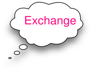 Exchange Clip Art at Clker.com.