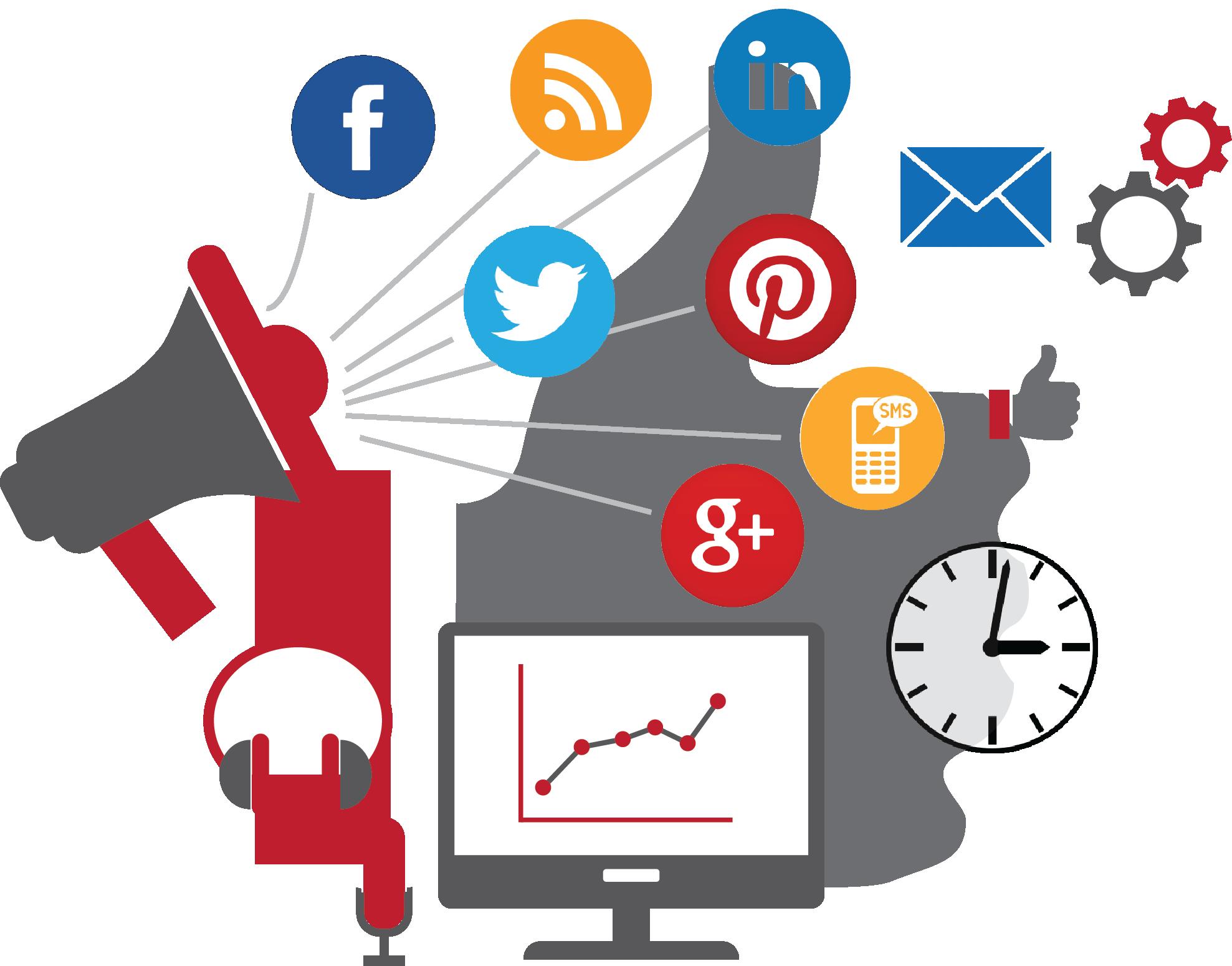 Digital Marketing Png Images (+).