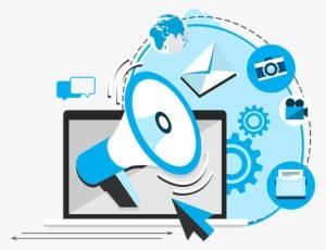 Digital Marketing PNG, Transparent Digital Marketing PNG.