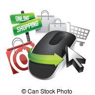 Purchase Online Clip Art.