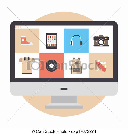 Online store Illustrations and Clip Art. 35,649 Online store.