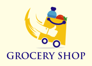 Free Grocery Shop Logos.