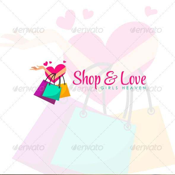 Online Shop Logo Graphics, Designs & Templates from GraphicRiver.