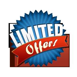 HQ Limited Offer PNG Transparent Limited Offer.PNG Images.