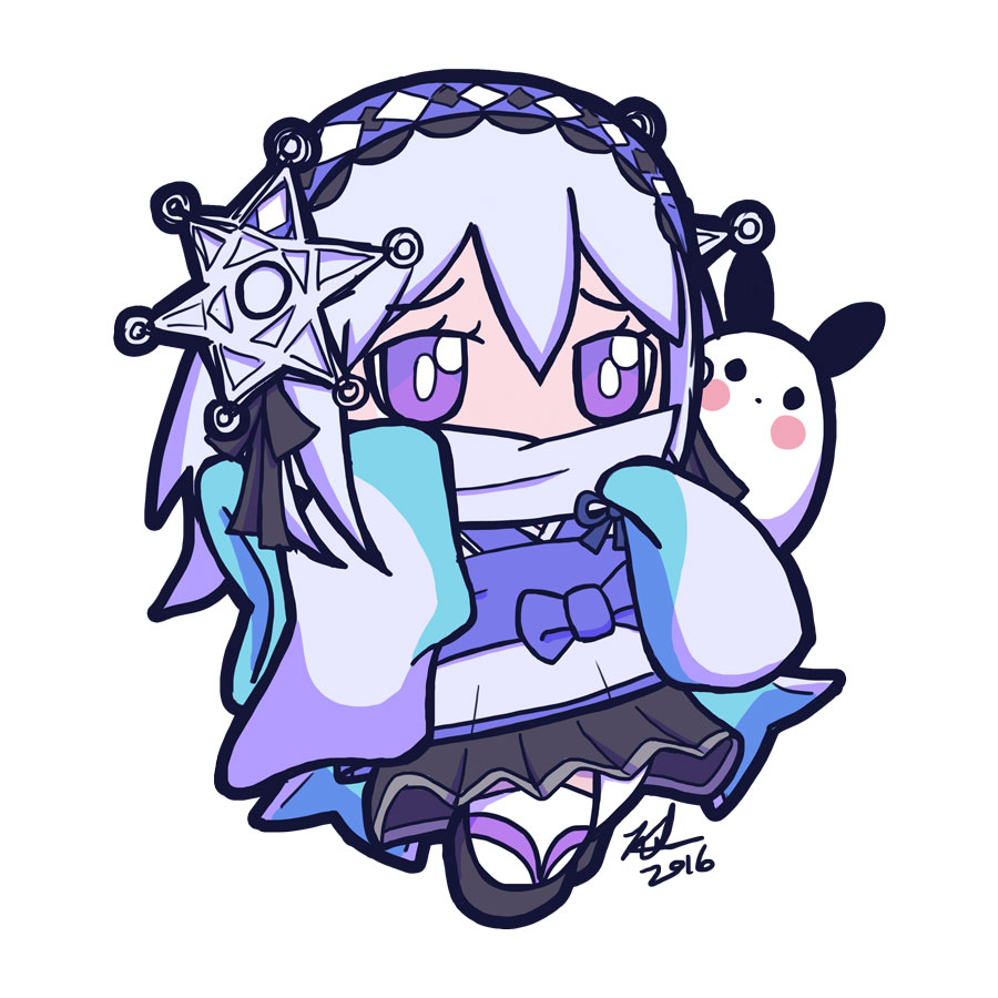Fan Art] Ghostrick Yuki.