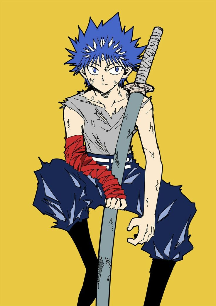 1000+ images about • Hiei • on Pinterest.