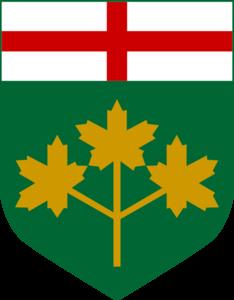 Ontario Emblem Canada Clip Art at Clker.com.