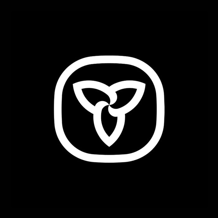 From LogoArchive. Government of Ontario by Norman Hathaway.