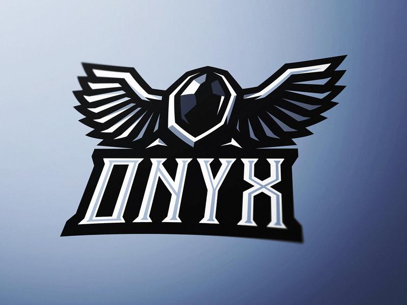 Onyx eSports Logo Design by Derrick Stratton on Dribbble.