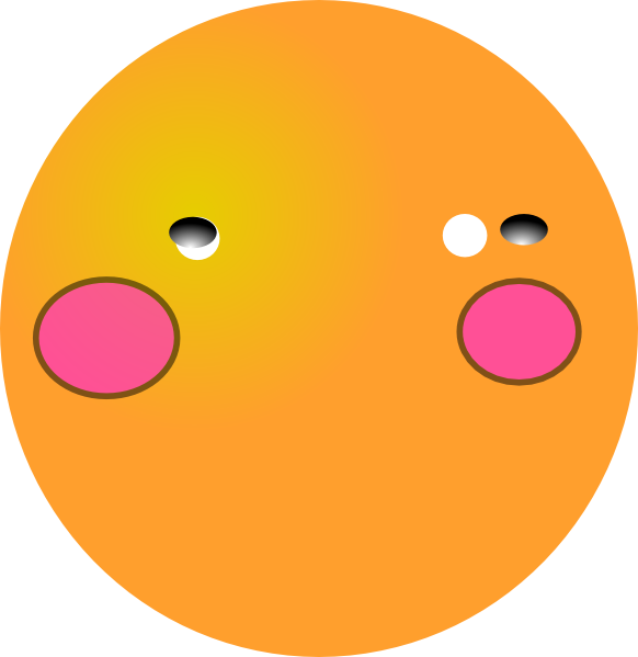 Oops Smiley Face Clip Art N3 free image.