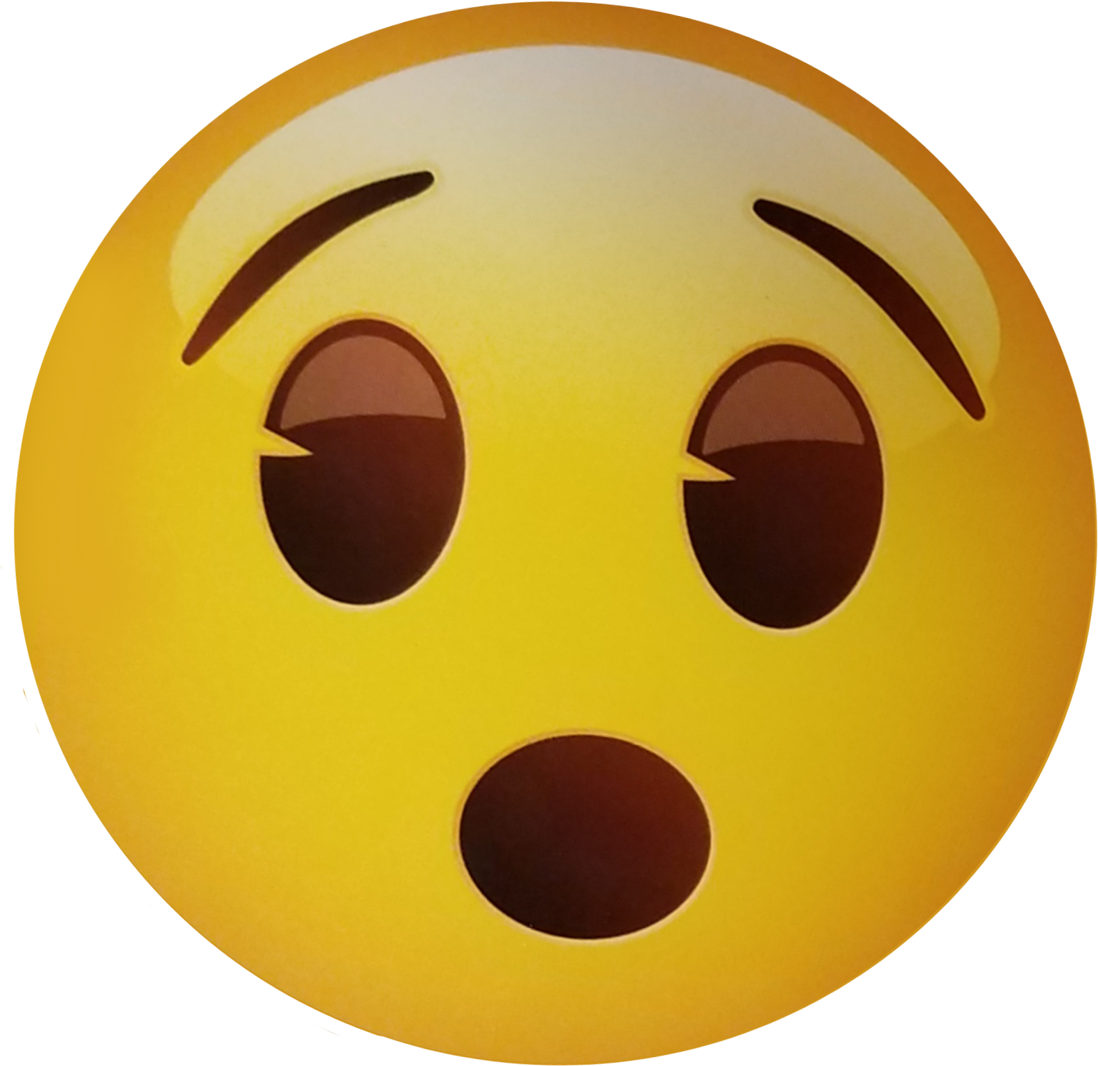 Emoji Emotions Ohno Oops Myphoto Png Oh No.