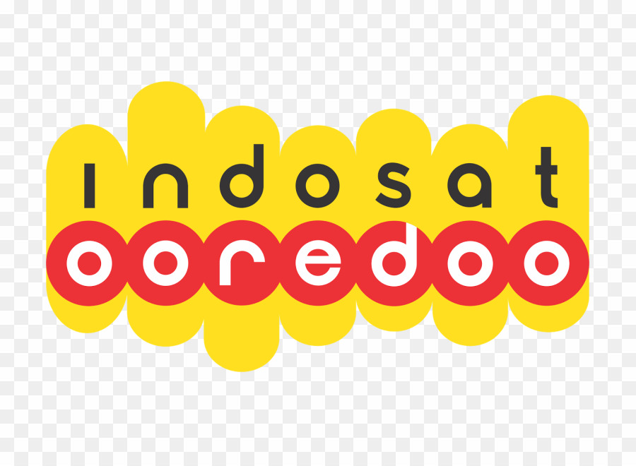 Indosat Ooredoo PNG Clipart download.