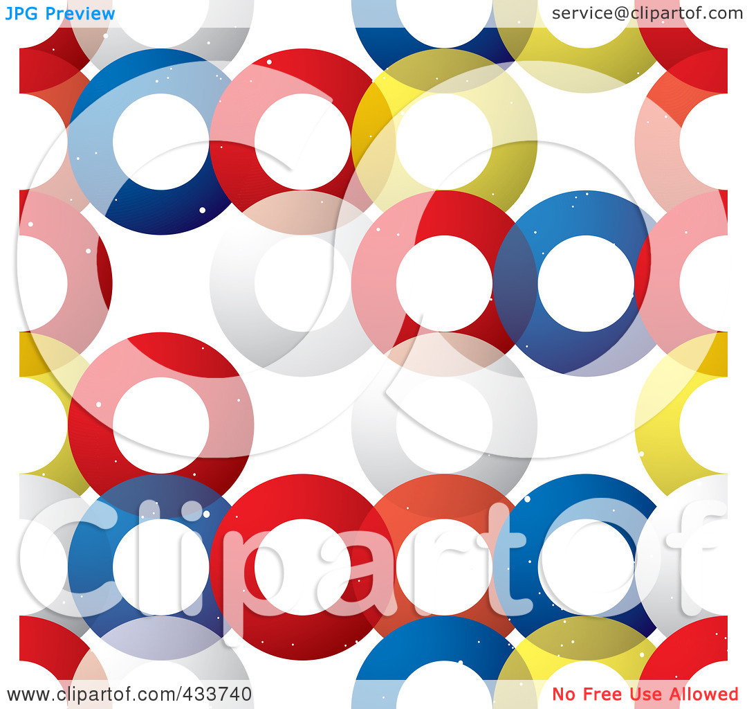 Red And Yellow With Opaque Background Clipart.