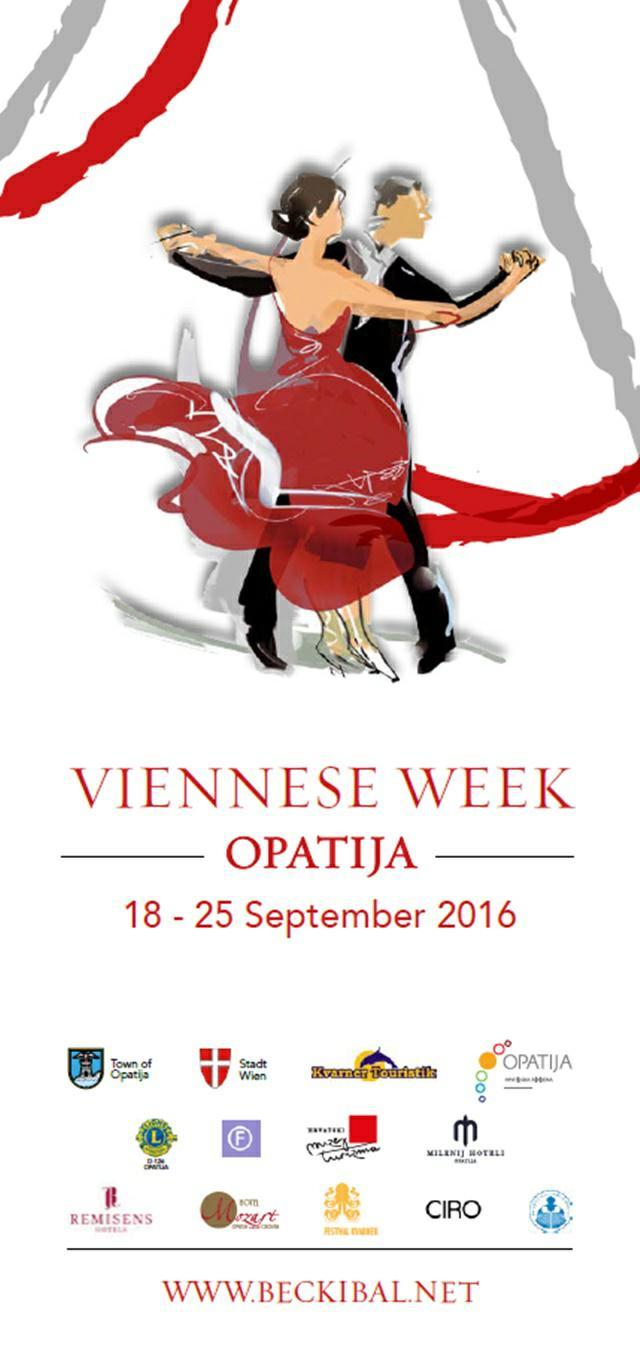 Viennese Week in Opatija.