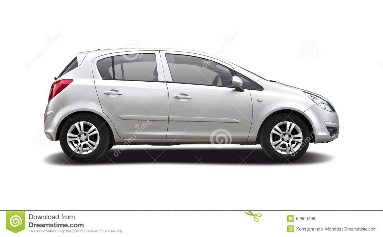 Opel Astra Stock Photo.
