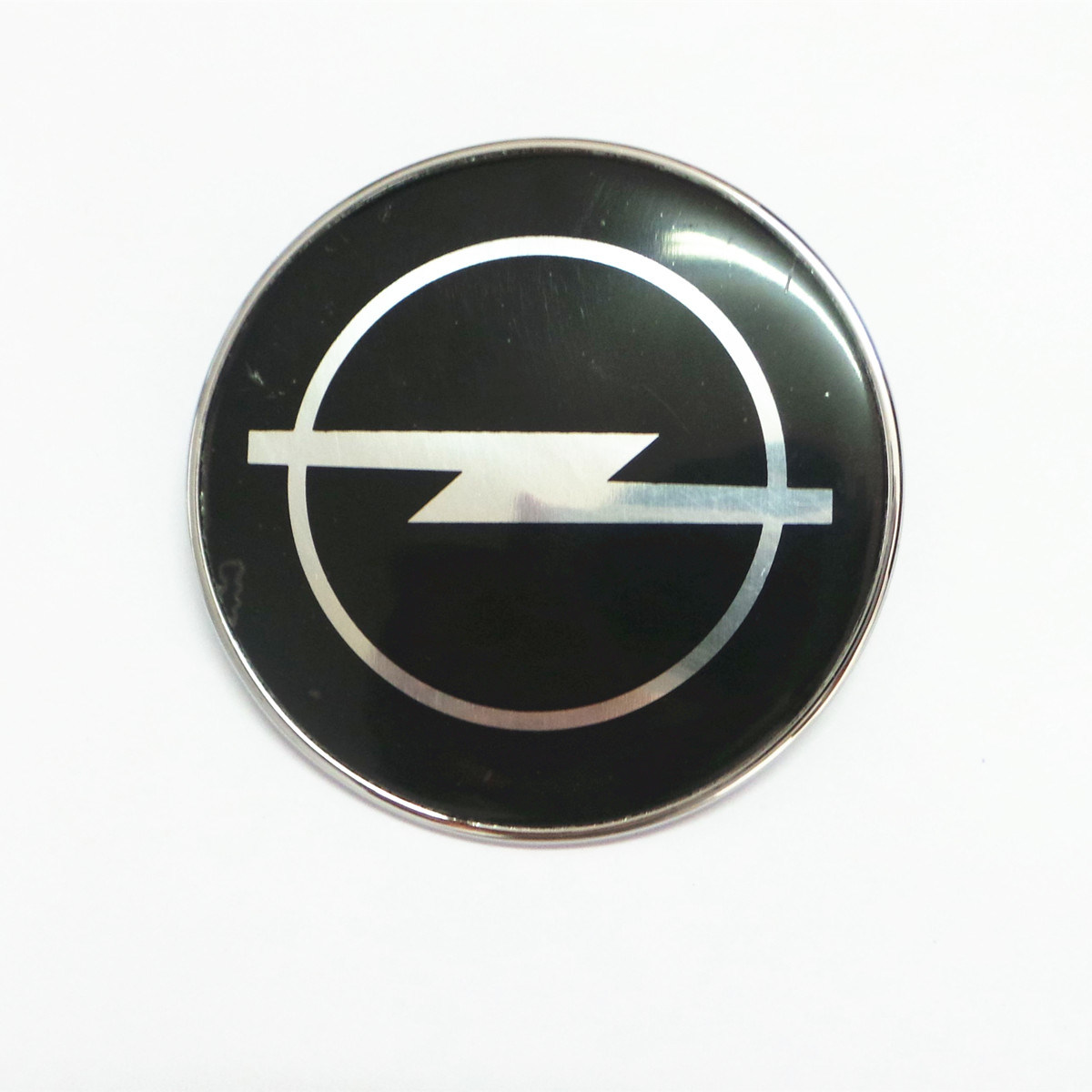 China wholesale custom 76mm Opel car logo auto badge emblem.