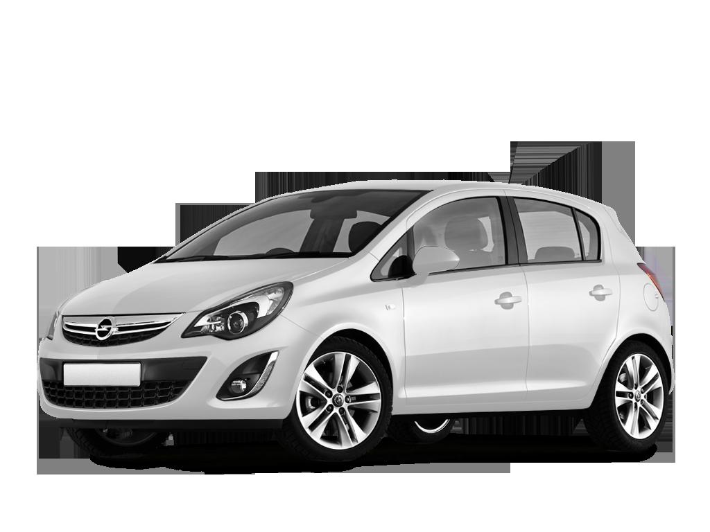 Opel Corsa PNG Clipart.