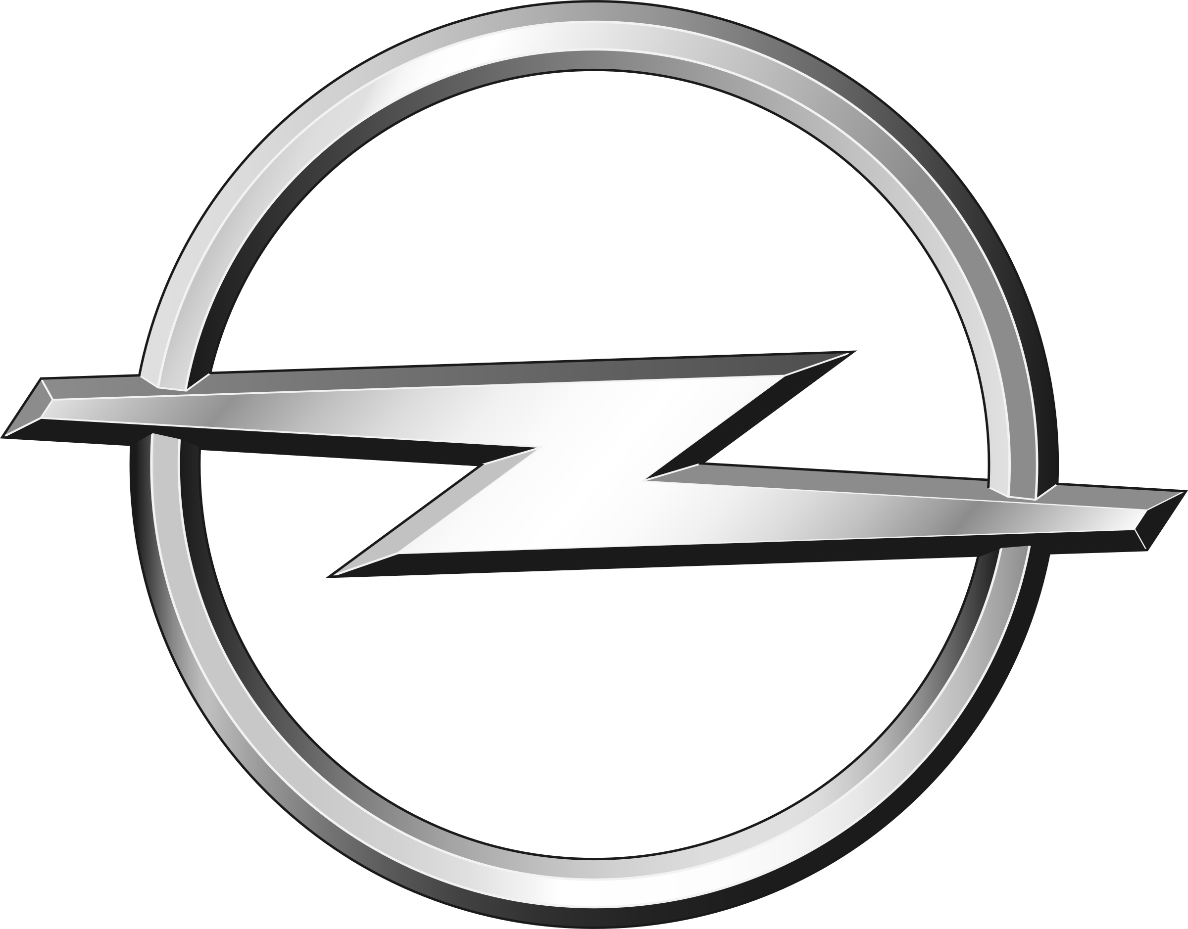 Opel Logo PNG Transparent & SVG Vector.