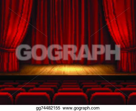 Open auditorium clipart #11