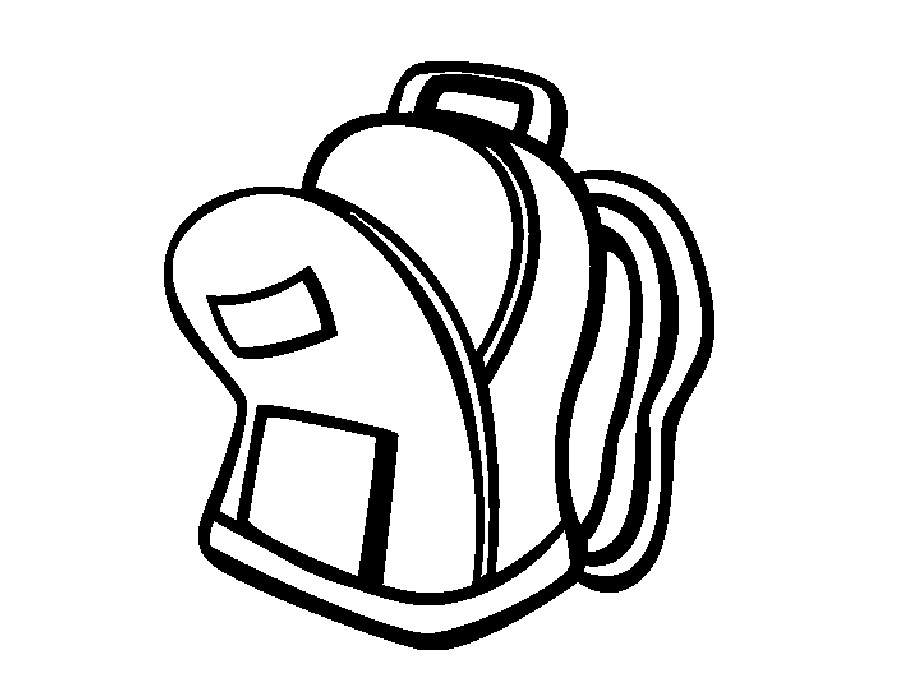 Download open school bag drawing clipart Backpack Clip art.