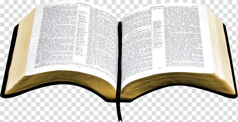 Online Bible Christianity, open bible , opened book with.