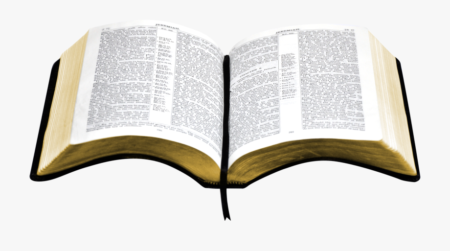 Open Bible Png.