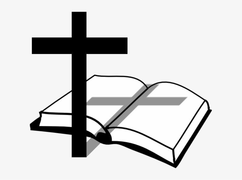 Open Bible Clip Art.
