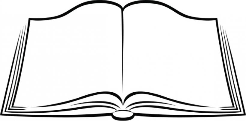 Open book images clip art.