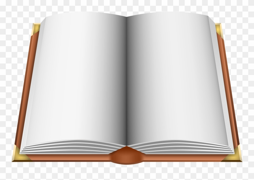 Open Book Transparent Png Clipart (#339153).
