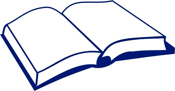 Open Book clip art Free vector in Open office drawing svg.