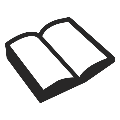 Open book icon.