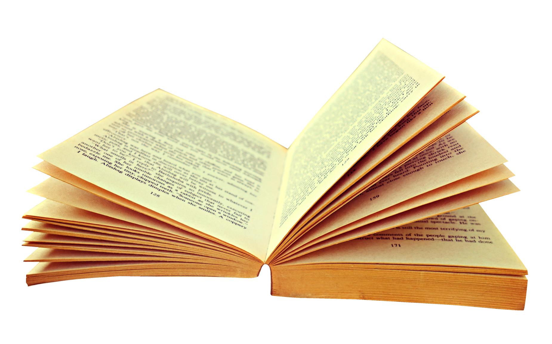 Open Book PNG Transparent Images (31).