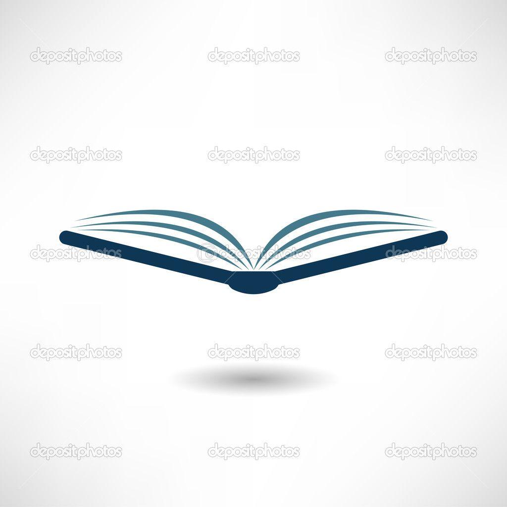 Open Book icon — Stock Vector © Alexandrovskyi #65113633.