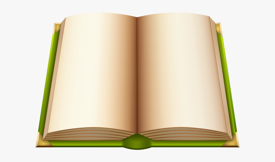 Open Book Vector Png.