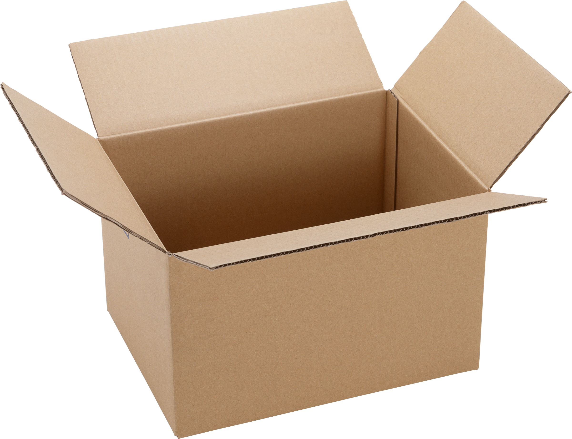 Open box PNG.