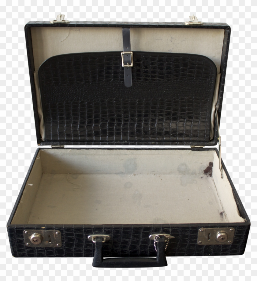 Open Briefcase Png, Transparent Png.